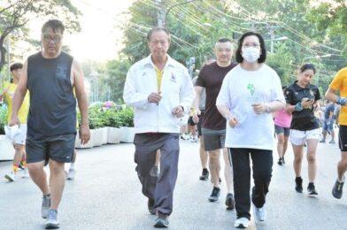 คุณหญิงปัทมา ห่วงโรคระบาดกระทบกีฬาขี่ม้าวอนทุกฝ่ายแก้ไขปัญหากาฬโรคม้าในไทย