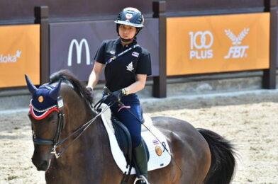 ขี่ม้าคือชีวิต นักขี่ม้าทีมชาติไทยดีกรี 2 เหรียญทองแดง