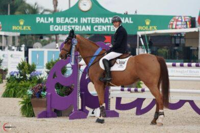 เทศกาลขี่ม้า ผู้ชนะเลิศเหรียญทองโอลิมปิกกลับมาชนะในเทศกาลขี่ม้าฤดูหนาวปี2021